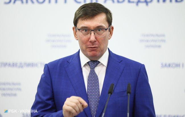 Правоохранители ищут корни центра, планировавшего теракты против журналистов, - Луценко