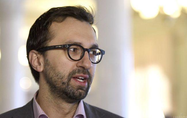 Представитель НАПК зачитал в Раде админпротокол Лещенко