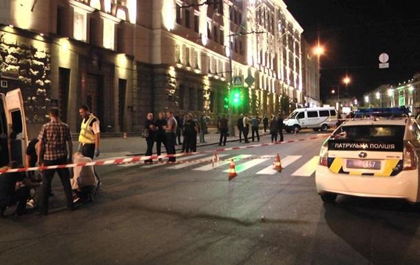 Псих или провокация? Странное нападение в ХарьковеСюжет