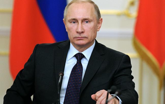 Путин подписал антитеррористический пакет