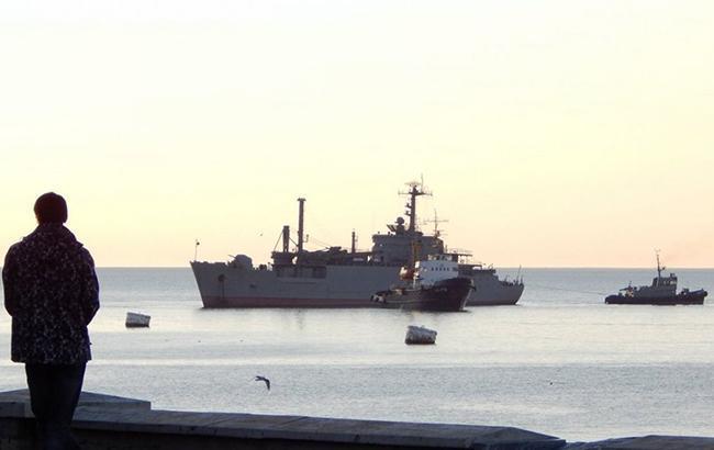 РФ задержала в Азовском море более 120 судов ЕС