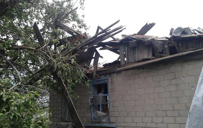 С начала суток боевики дважды обстреляли Зайцево, - СЦКК