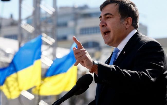 Саакашвили: Контрабанду в Одессе крышуют СБУшники