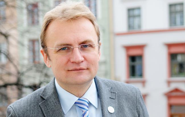 Садовый обвинил Кабмин в бездеятельности относительно ситуации во Львове