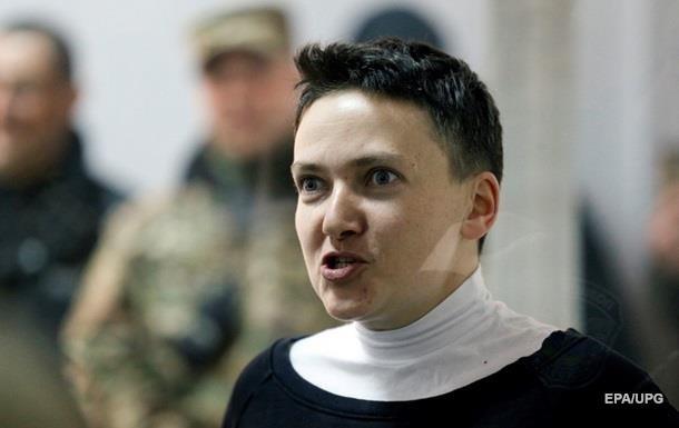 Савченко вновь допросят на полиграфе