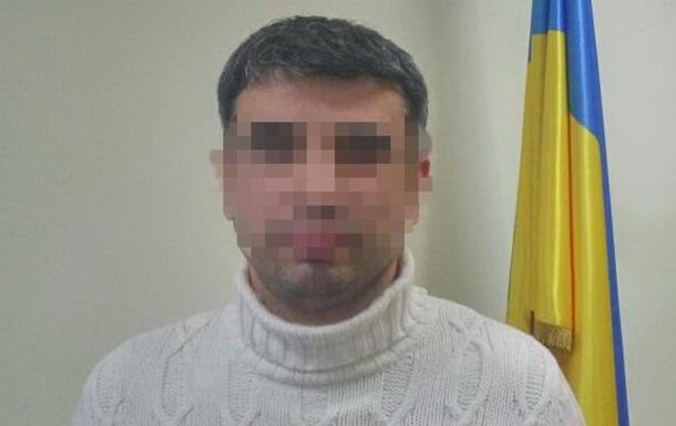 СБУ задержала экс-заместителя министра спорта Крыма