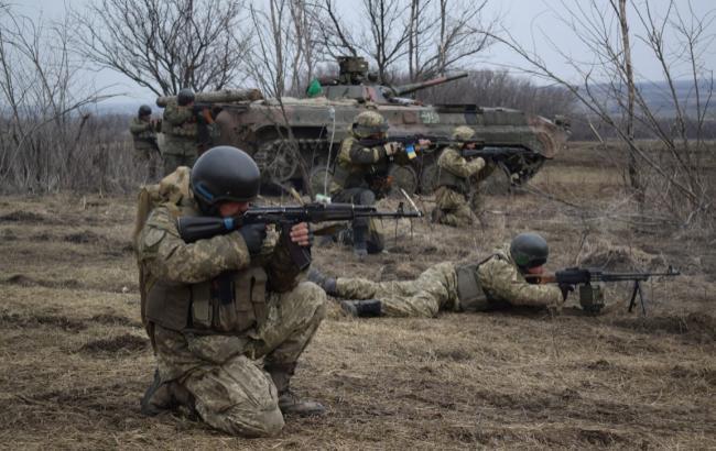 Силы ООС взяли под контроль населенный пункт на Донбассе, - штаб