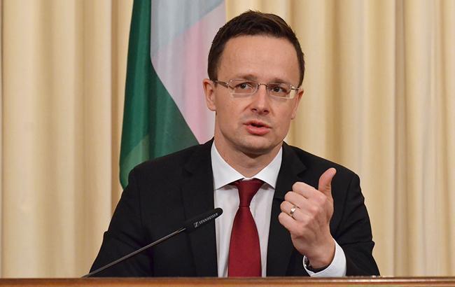Сийярто заявил об ухудшении отношений между Венгрией и Украиной