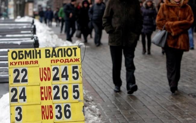 Средневзвешенный курс доллара на межбанке 16 апреля составил 21,50 грн/долл., - НБУ
