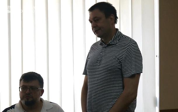 Суд продлил арест Вышинского на два месяца