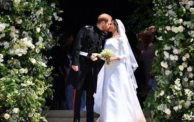 Свадьба принца Гарри и Меган Маркл: онлайн-трансляция церемонии