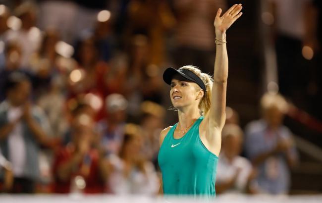 Свитолина опустилась на седьмое место рейтинга WTA