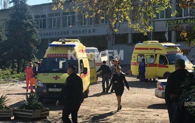 Теракт в Керчи: колледж сегодня не возобновит работу