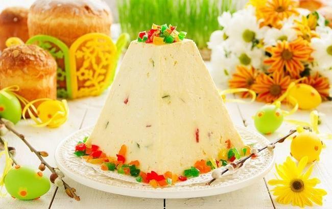 Творожная пасха: топ-5 рецептов праздничного кулича