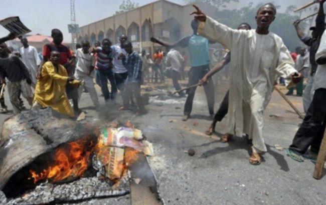У Нігерії в результаті зіткнень мусульман та християн загинули 55 осіб
