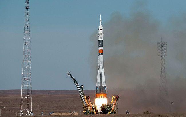 У РФ назвали причину аварії ракети Союз