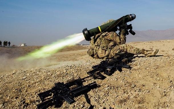 Убийца танков. США поставили Javelin УкраинеСюжет