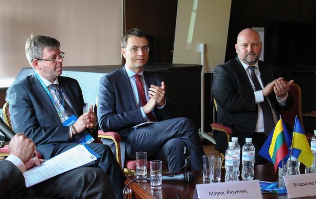 Україна розширює залізничне сполучення з країнами ЄС, - Омелян