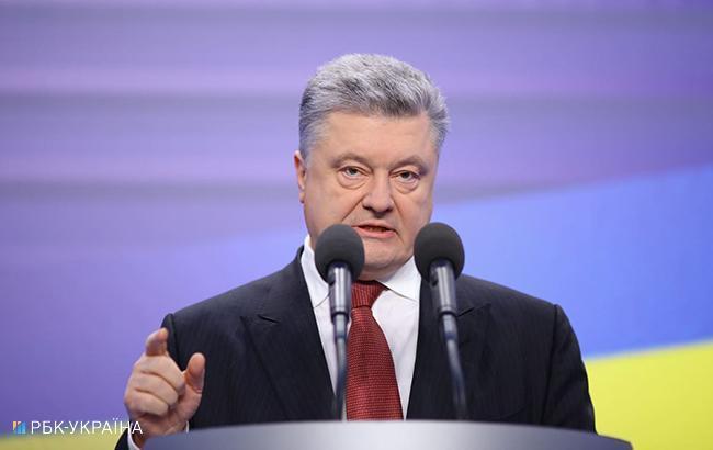Україна та Захід розробляють механізми протидії втручанням у вибори, - Порошенко