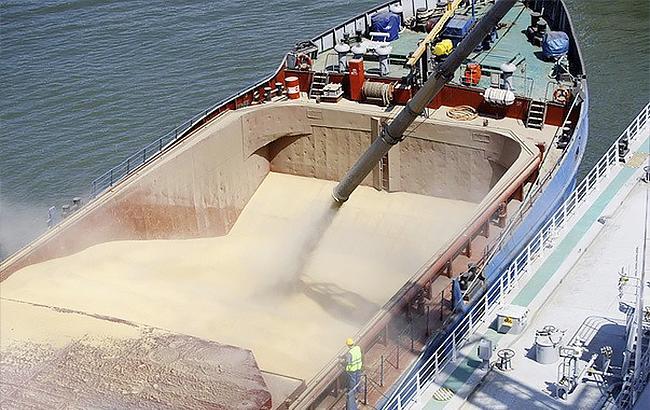 Украина уже экспортировала 3,4 млн тонн зерна