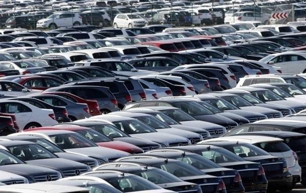 Украинцы стали больше покупать новые авто