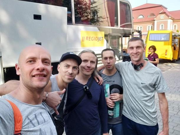 Украинцы замахнулись на главный приз крупной серии в ПрагеСпецпроект