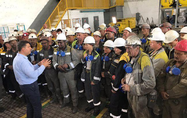 Украинский уголь - абсолютный приоритет для отечественной энергетики, - Гройсман