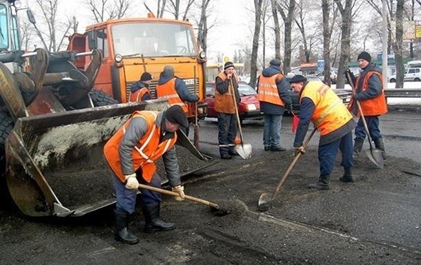 Укравтодор не откажется от ямочного ремонта до 2023 года
