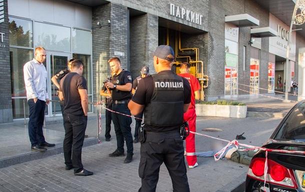 В центре Днепра произошло двойное самоубийство