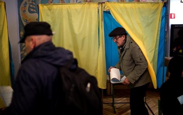 В Донецкой области не открылись 50 избирательных участков