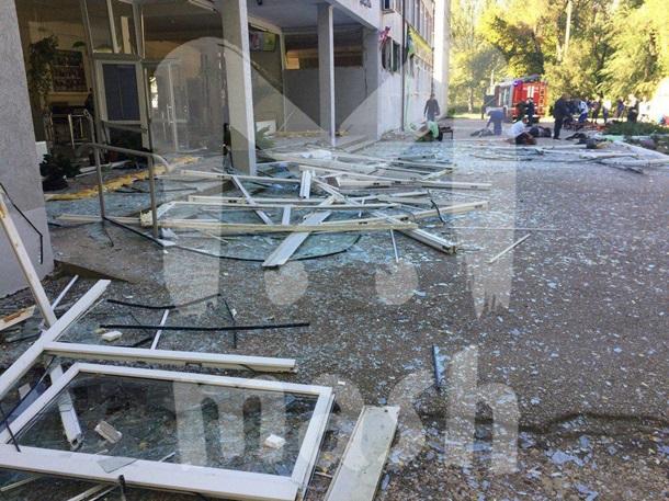 В Керчи взорвали бомбу в колледже. ОнлайнСюжет