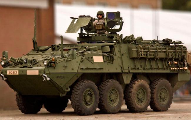 В Литве произошла вторая за неделю авария с участием войск США