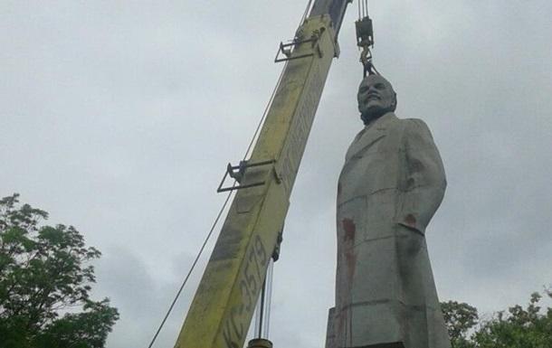 В Николаевской области уцелели 70 памятников Ленину