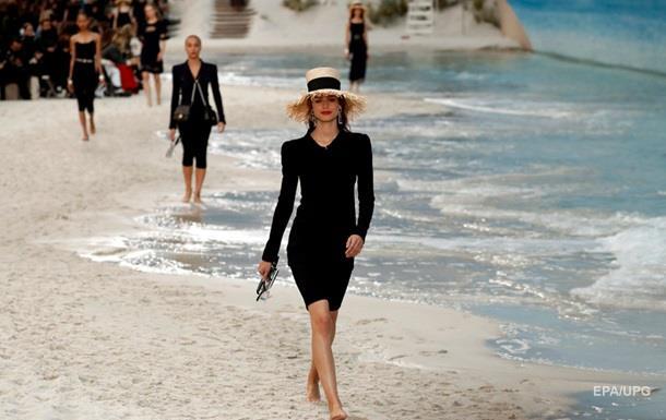 В Париже завершилась очередная Неделя моды