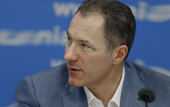 В России задержали экс-главу Минтранспорта Украины