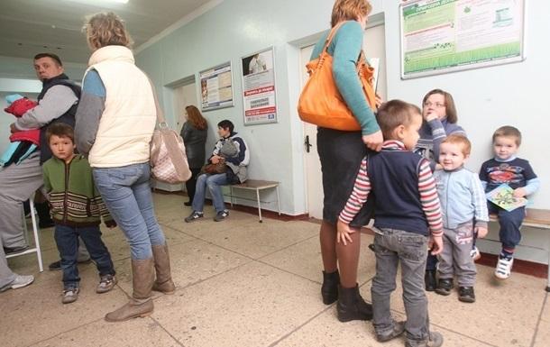 В селе на Прикарпатье корью заболели 53 ребенка