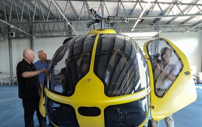 В СНБО назвали перспективным использование украинских вертолетов для сектора безопасности