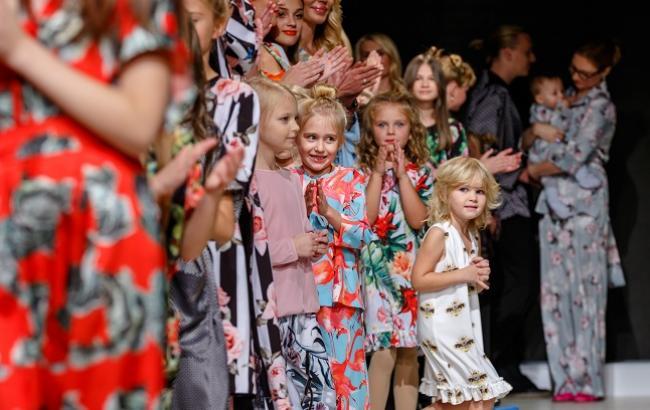 В столице стартовала детская неделя моды