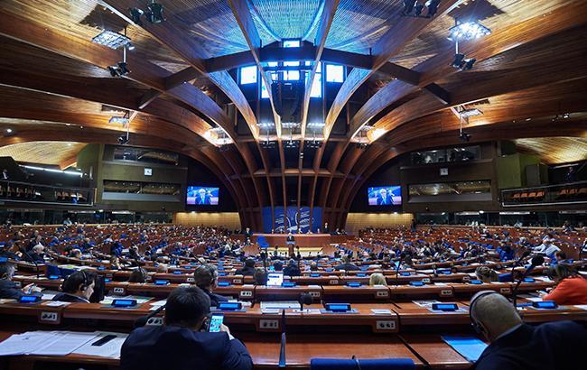 В Страсбурге сегодня стартует сессия ПАСЕ