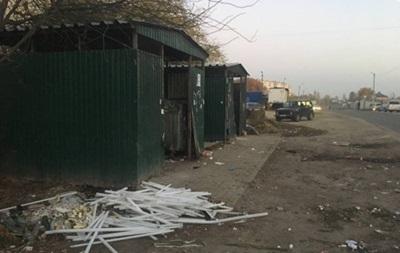 В Сумской области нашли свалку ртутных ламп