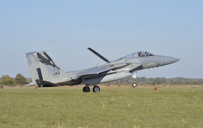 В Украине начались многонациональные авиационные учения при участии НАТО