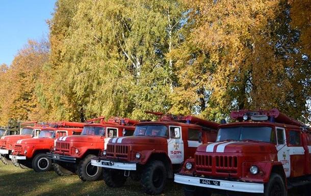 В Украине объявлена высокая пожарная опасность