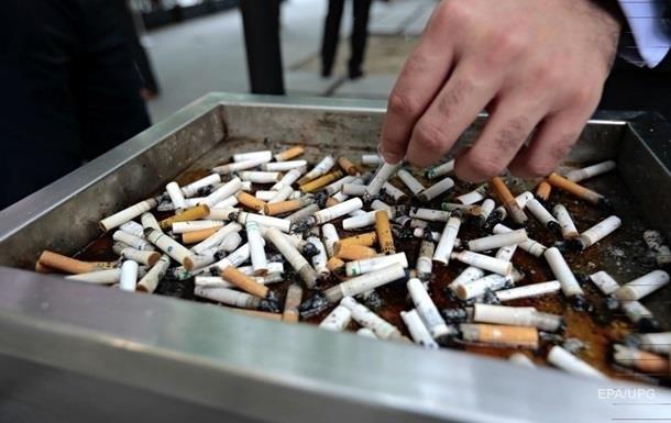 В Украине распространенность курения снизилась на треть - МОЗ
