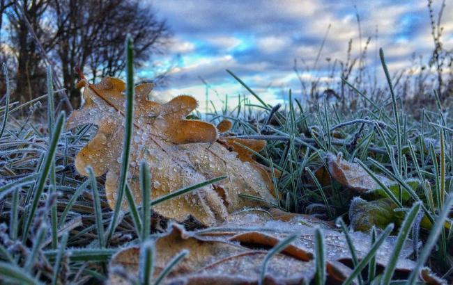 В Украине сегодня снизится температура до -5