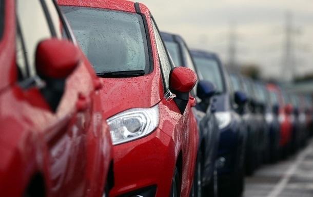 В Украину ввезли рекордное количество подержанных авто