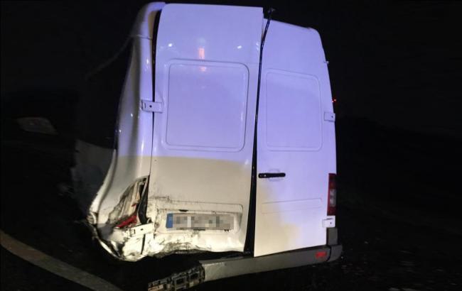 Во Львове ночью произошло смертельное ДТП с пьяным водителем