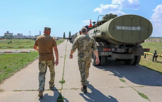 Военная прокуратура открыла дело о хищении топлива в Одессе