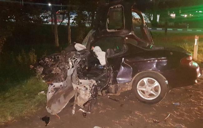 Возле Львова в результате ДТП погиб человек