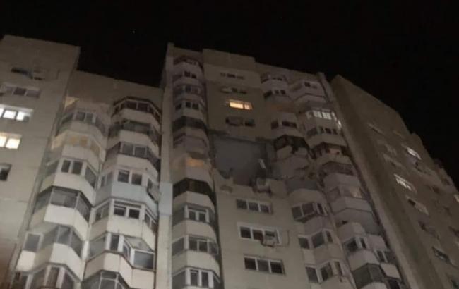 Взрыв в Кишиневе: три человека погибли