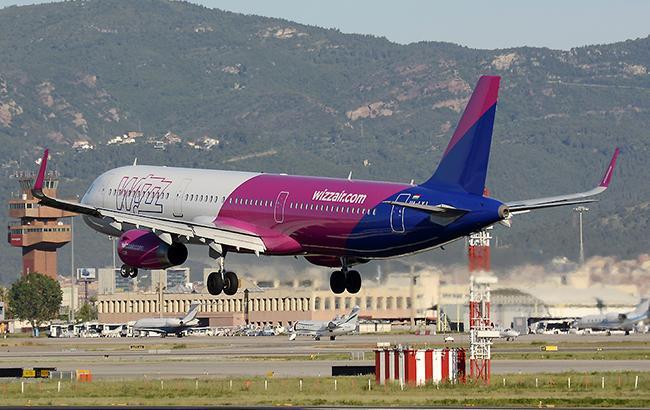 Wizz Air с 1 ноября уменьшит габариты бесплатной ручной клади